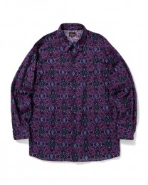 Arabesque Pattern Shirt