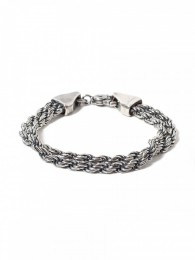 Dweller Chain Wide 925 Silver by END