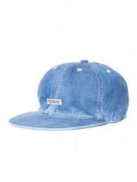 Denim 6 Panel Cap (Used)