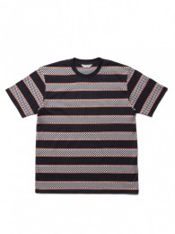 Checkered Border S/S Tee