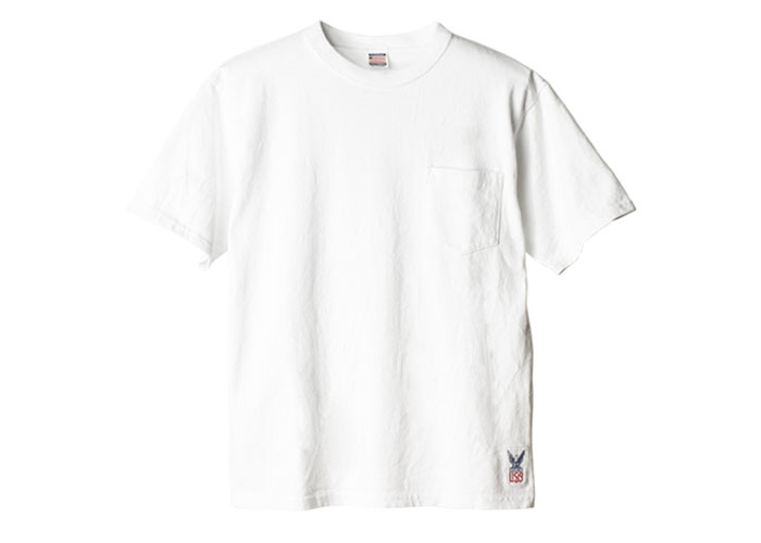 STANDARD CALIFORNIA - SD Made in USA Heavyweight Pocket T