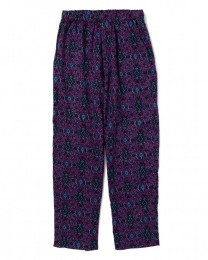 Arabesque Pattern Pants