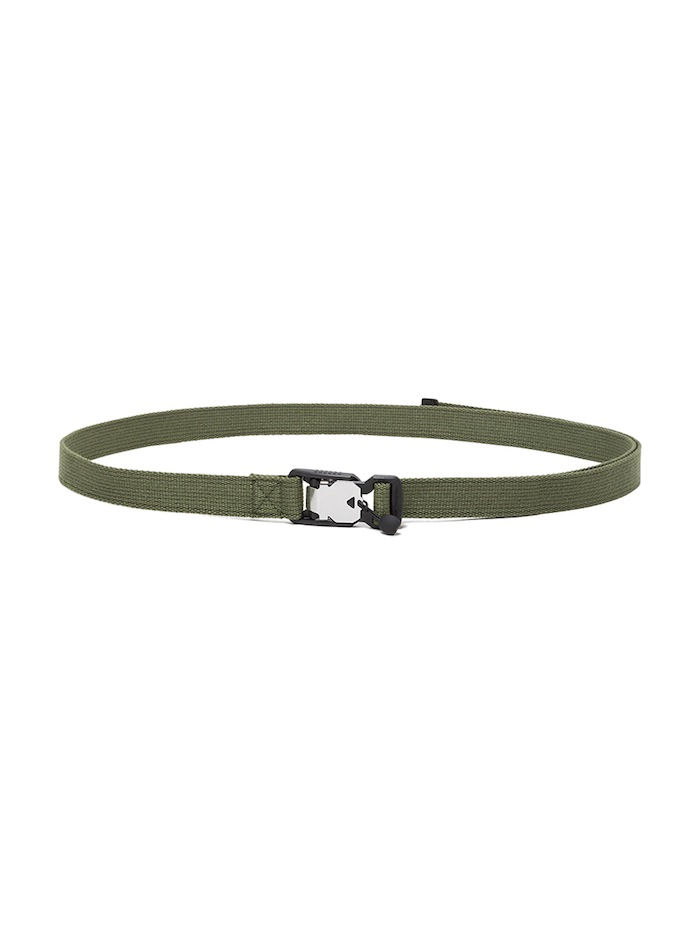 nonnative - Alpinist TapeBelt AcrylicTape With FIDLOCK® Buckle