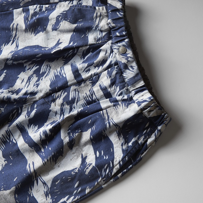 CURLY - Delight EZ Shorts with Rain Delight