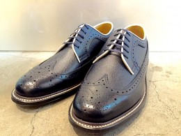 Glad Hand x Regal American Brogue -NAVY