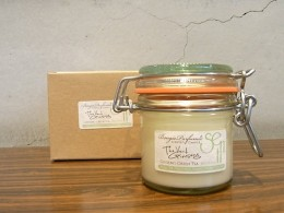 Scented Candle - GINSENG GREEN TEA