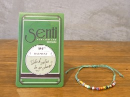 Fortune Bracelet - African Beads #4