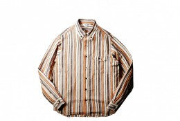 Multistripe B.D. Shirts