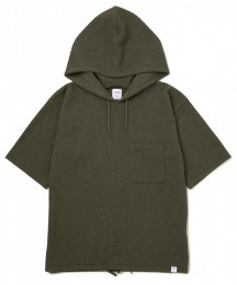 "S/S Hooded Big Tee ""GINN"""