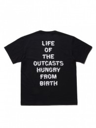 Print S/S Tee (LIFE OF THE OUTCASTS)