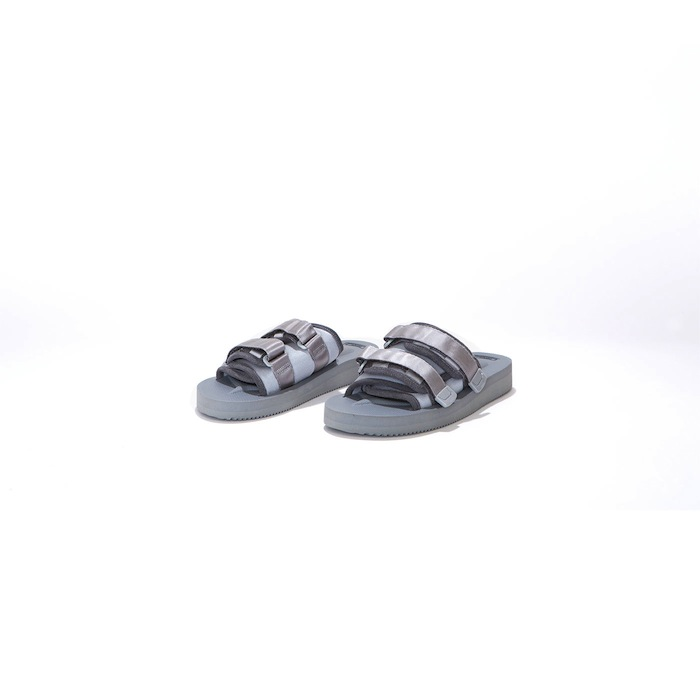 hobo - Suede Leather Piping Shower Sandal by SUICOKE