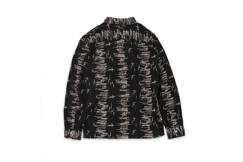 RATS - Atomic Pattern LS Shirt