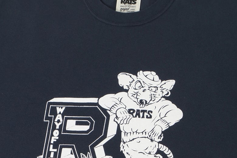 RATS - College T-Shirts