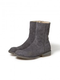 Rancher Zip Up Boots CowSuede by OFFICINE CREATIVE