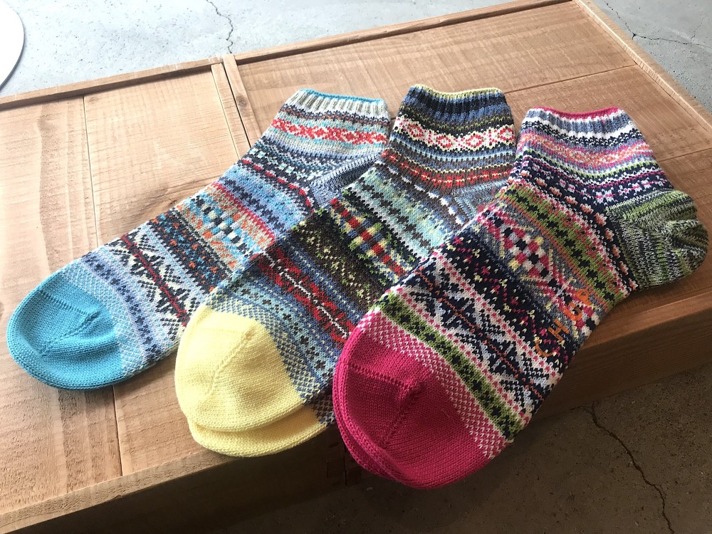 The Stylist Japan - Multi Color Ankle Socks