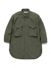 Hunter Long Shirt Q/S C/P Ripstop Stretch COOLMAX®