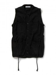 Cowboy Vest Cotton Yarn VW