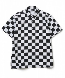 "S/S BD Checker Shirt ""TAYLOR"""