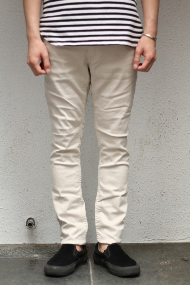 nonnative -  Dweller5P Jeans Dropped Fit C/T Katsuragi Stretch
