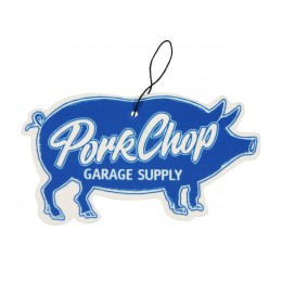 PORKCHOP GARAGE SUPPLY - Air Freshener / FROZEN BLACK