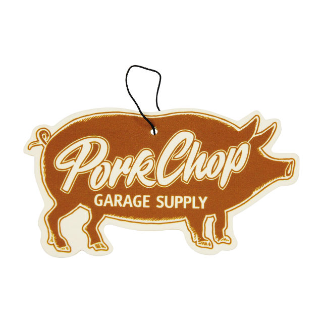PORKCHOP GARAGE SUPPLY - Air Freshener / COCONUT