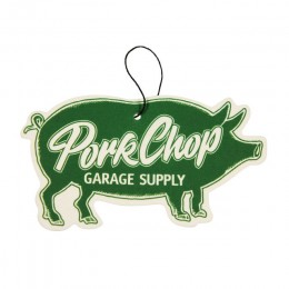 PORKCHOP GARAGE SUPPLY - Air Freshener / GREEN APPLE