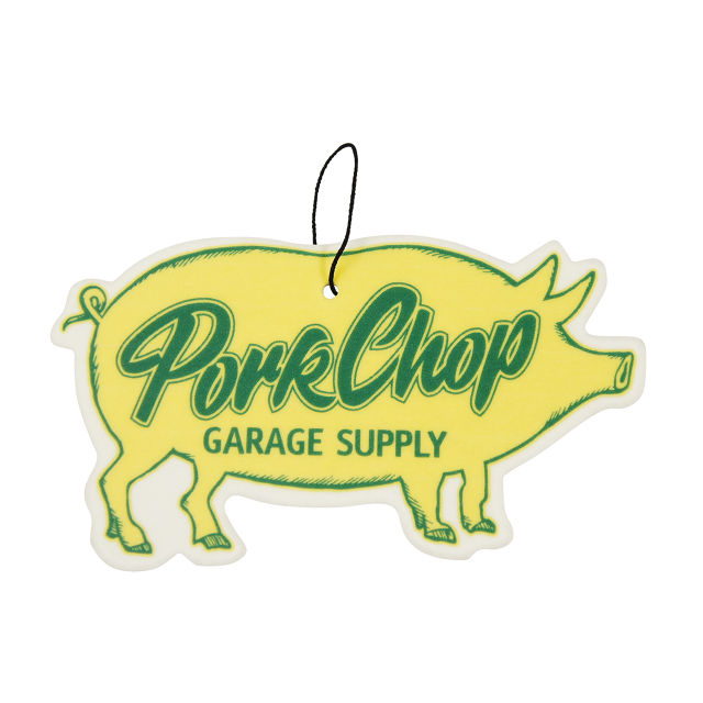 PORKCHOP GARAGE SUPPLY - Air Freshener / LEMON LIME