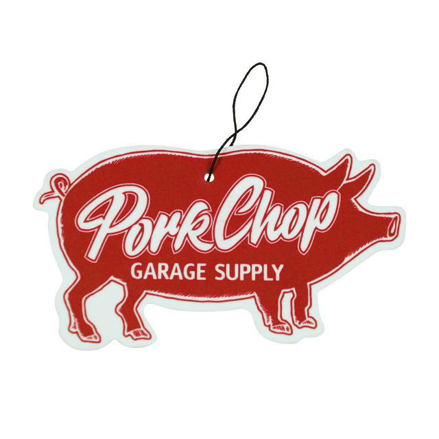 PORKCHOP GARAGE SUPPLY - Air Freshener / ROSE