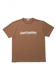 COOTIE - Print S/S Tee (LETTERED LOGO)