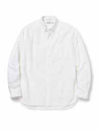 Dweller B.D. Shirt Relaxed Fit Cotton Oxford OD