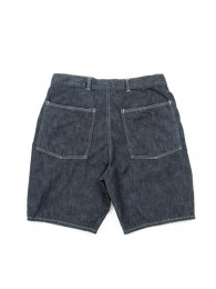 COOTIE - Army Denim Utility Shorts