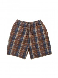 Nel Check Shorts