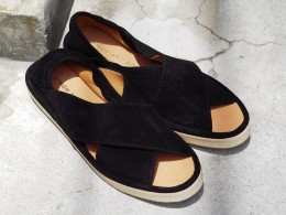 Malabar Strap Sandal Double Crepe Sole