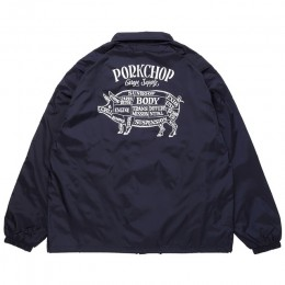 Pork back Coach JKT / NAVY