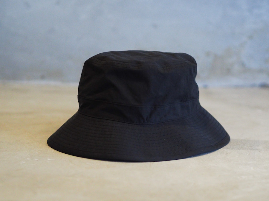 COMESANDGOES - High Count Rubber Cloth Bucket Hat