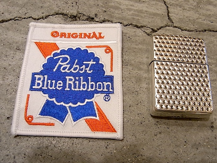 IMPORT - Pabst Blue Ribbon Patch