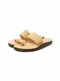 Gardener Sandal Cow Suede by ISLAND SLIPPER