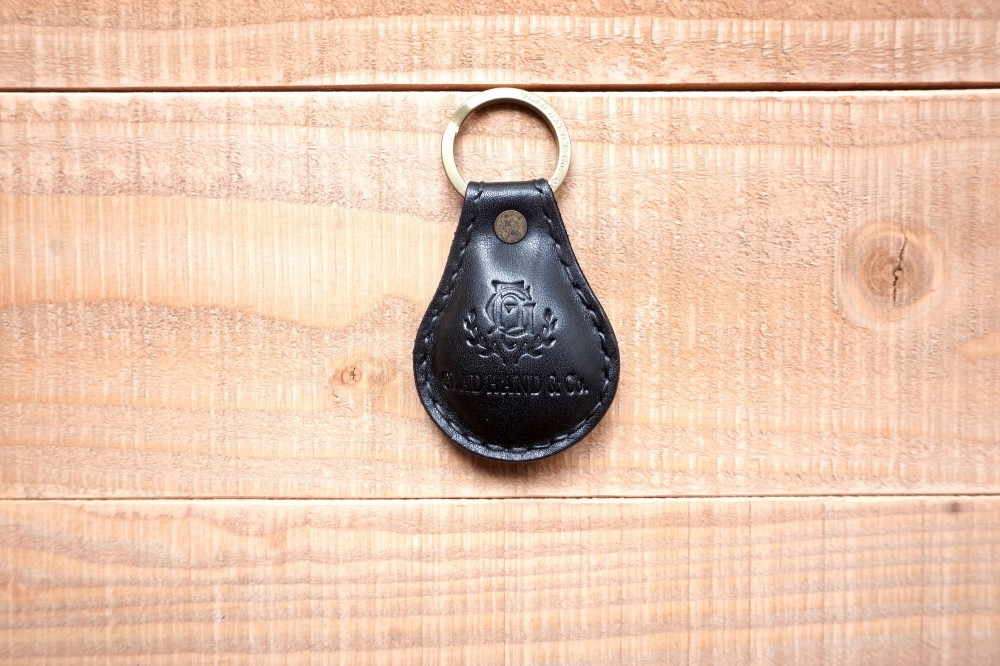 GLAD HAND & Co. - GH Leather Key FOB