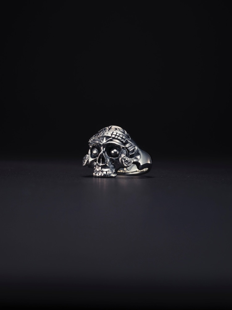 Antidote BUYERS CLUB - Tibetan Skull Ring