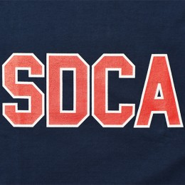 STANDARD CALIFORNIA - SD Heavyweight SDCA Logo T