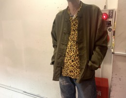 AND FAMILYS - ANIMAL Rayon L-Shirts / EXCLUSIVE MODEL