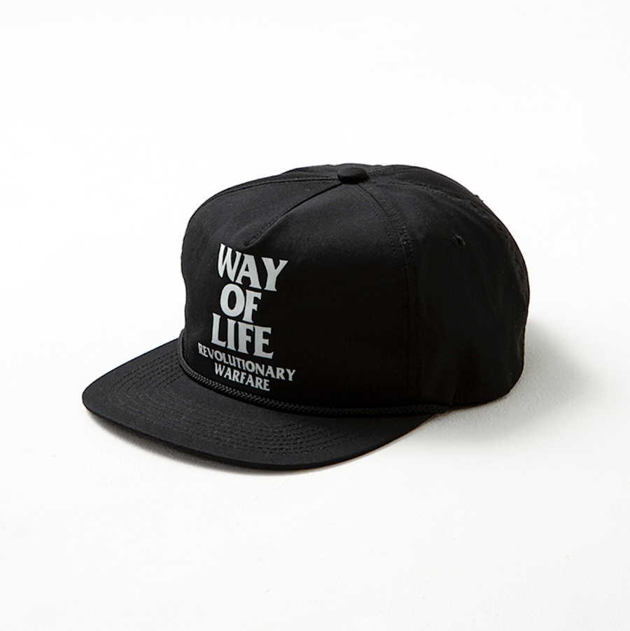 "RATS - Souvenir CAP ""WAY OF LIFE"""