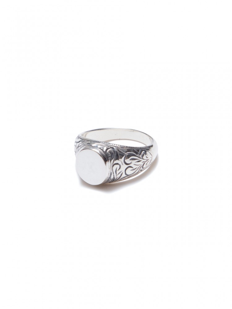 Antidote BUYERS CLUB - Signet Engraved Ring