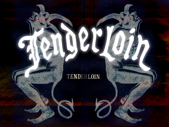 TENDERLOIN - TEE SP