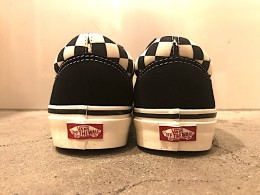 VANS - Old Skool 36 DX Anaheim Factory Checker