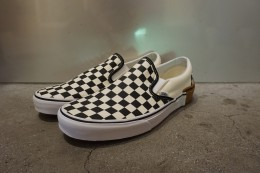Classic Slip-On Gum Block Checkerboard