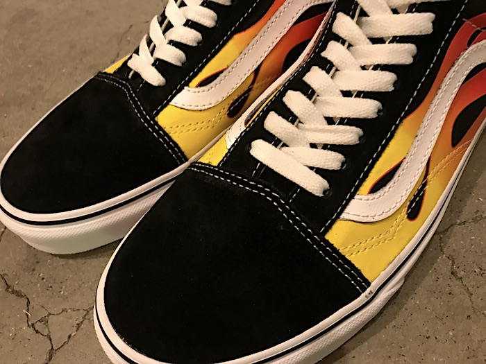 VANS - Old Skool Reissue Flame Pack