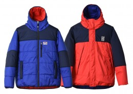 SD Fleestretch Reversible Puff Parka