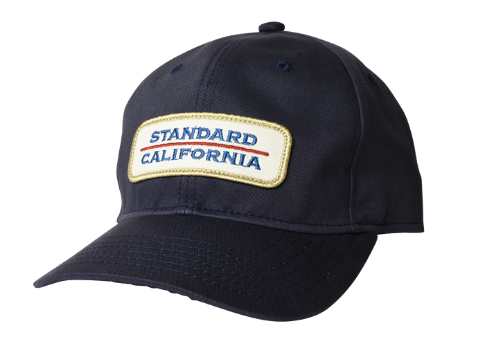 STANDARD CALIFORNIA - SD Work Logo Wappen BB CAP