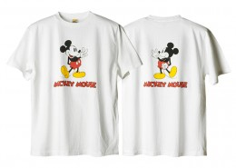 Disney x SD Mickey Mouse T